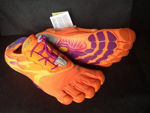 VIBRAM® FiveFingers® BIKILA Orange Gr. 36