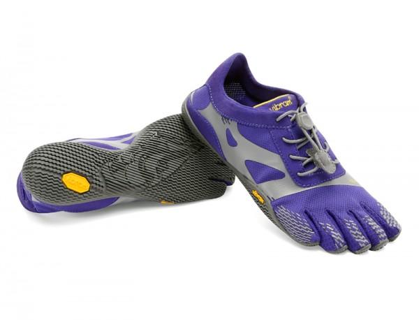 VIBRAM® FiveFingers® KSO EVO Purple/Grey