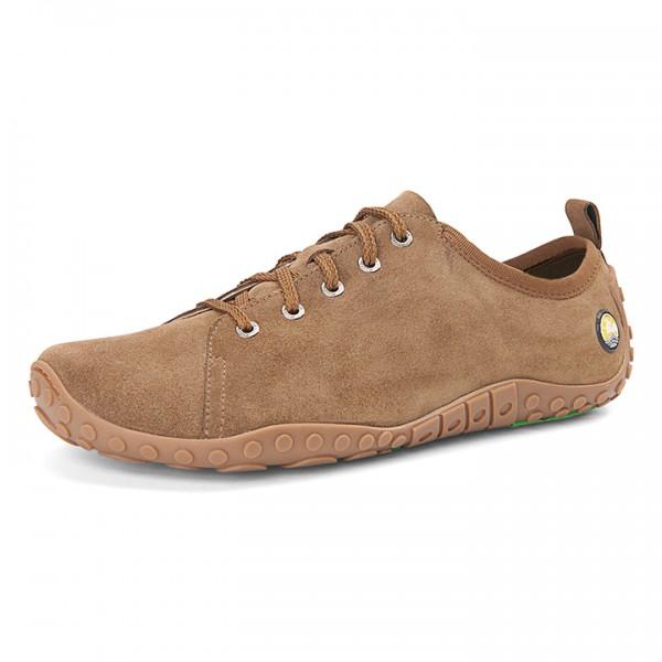 Joe Nimble relaxToes M Sneaker Schlamm