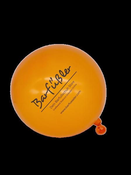 Barfüßler Luftballon