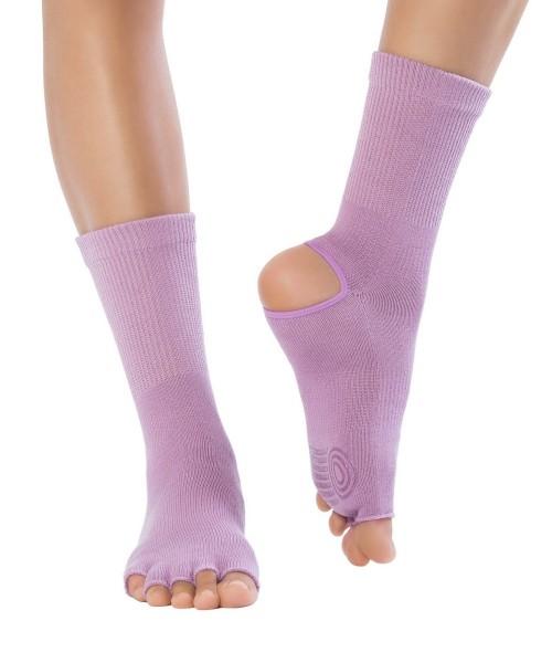 Knitido Yoga Flow Socken Waterlily