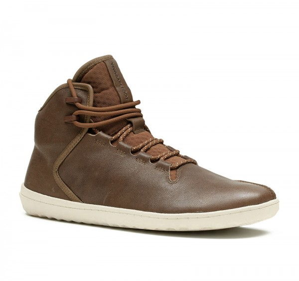 VIVOBAREFOOT Borough Sneaker Bootie Winter Herren Leder