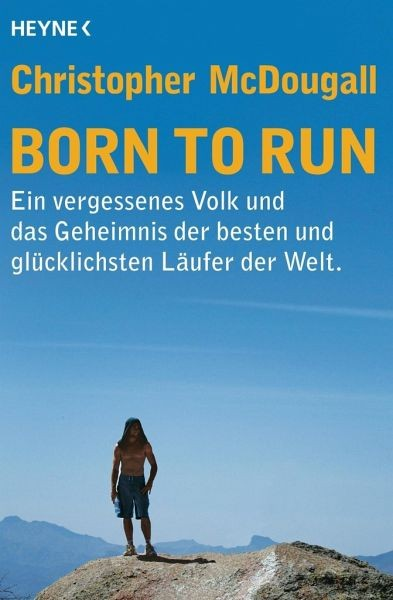 BORN TO RUN von Christopher Mc Dougall