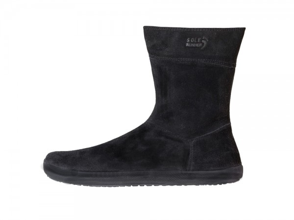 SOLE RUNNER Larissa Bootie Winter Leder