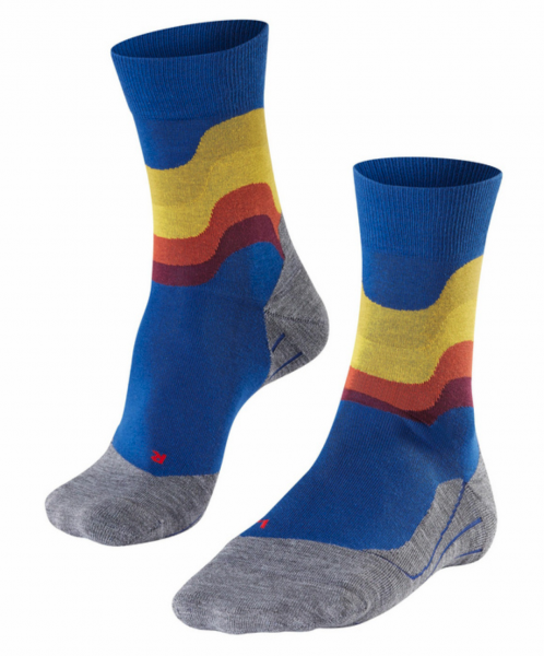 Falke RUNNING SOCKEN RU4 Wave Men