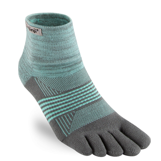 Injinji® WOMEN'S TRAIL Mini-Crew