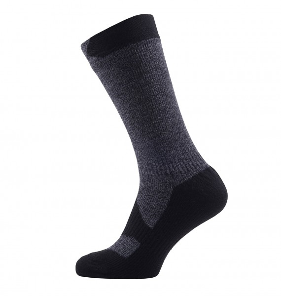 SealSkinz Walking Thin Mid wasserdichte Socken