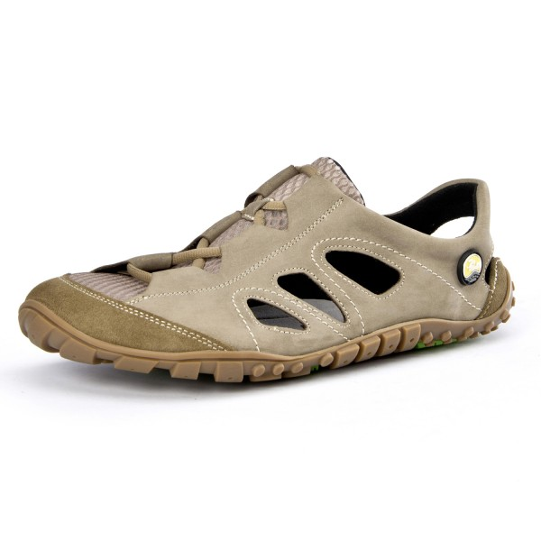Joe Nimble bareToes Sandalen Leder