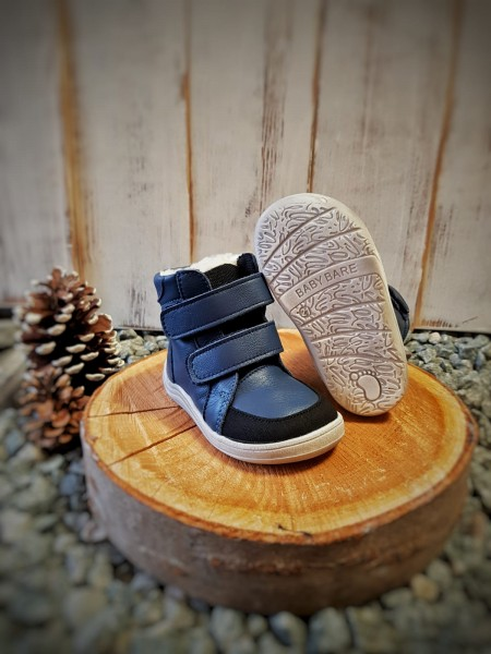 Baby Bare Shoes FEBO WINTER (2019)