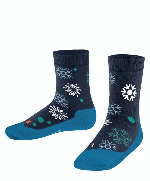 FALKE ACTIVE SNOWSTARS Kinder Socken