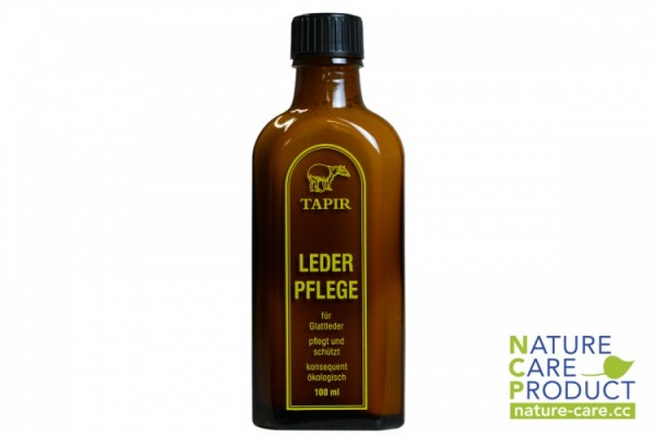 Tapir LEDERPFLEGE