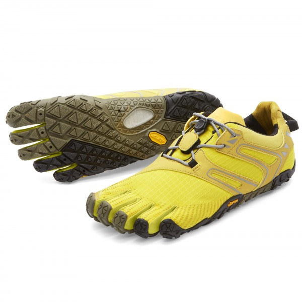 VIBRAM® FiveFingers® V-TRAIL Yellow Black