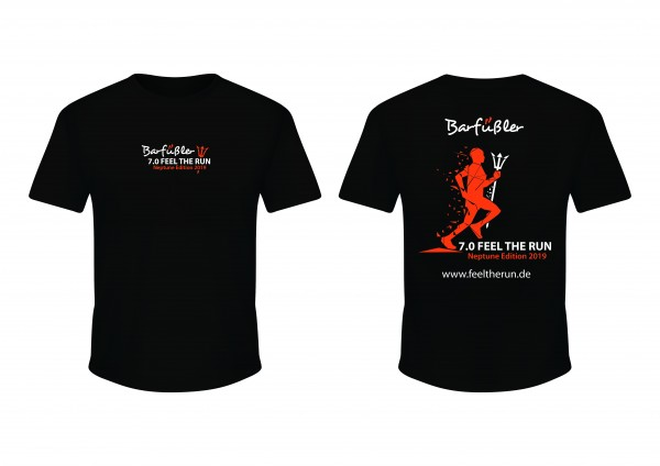 ORIGINAL FEEL THE RUN Shirt Neptune Edition 2019