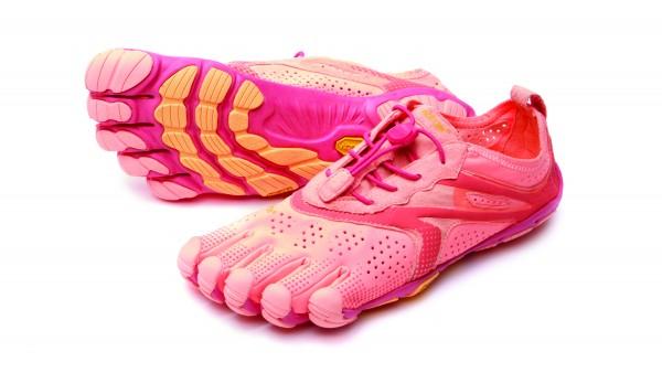 VIBRAM® FiveFingers® V-RUN Pink/Red