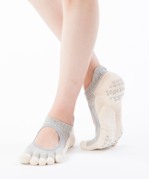 Knitido KOKORO Yoga Zehen-Sneaker