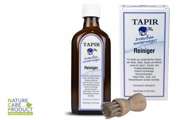 """Tapir """"DRAUßEN UNTERWEGS"""" Reiniger"""