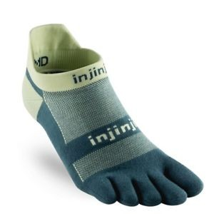 Injinji® RUN No-Show Lightweight farbig 2019