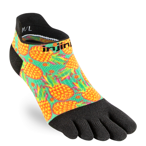 Injinji® WOMEN'S SPECTRUM RUN Lightweight No-Show